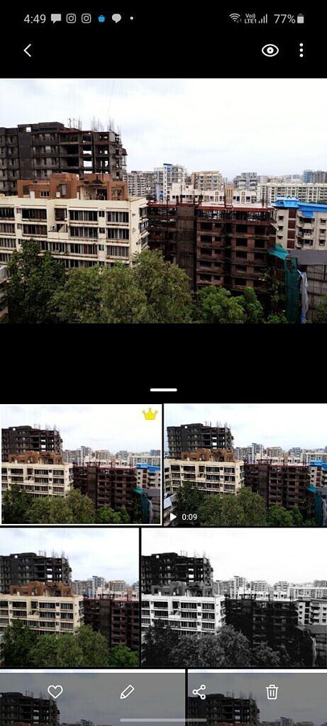 சாம்சங் கேலக்ஸி எம் 31 கள் - சிங்கிள் டேக்