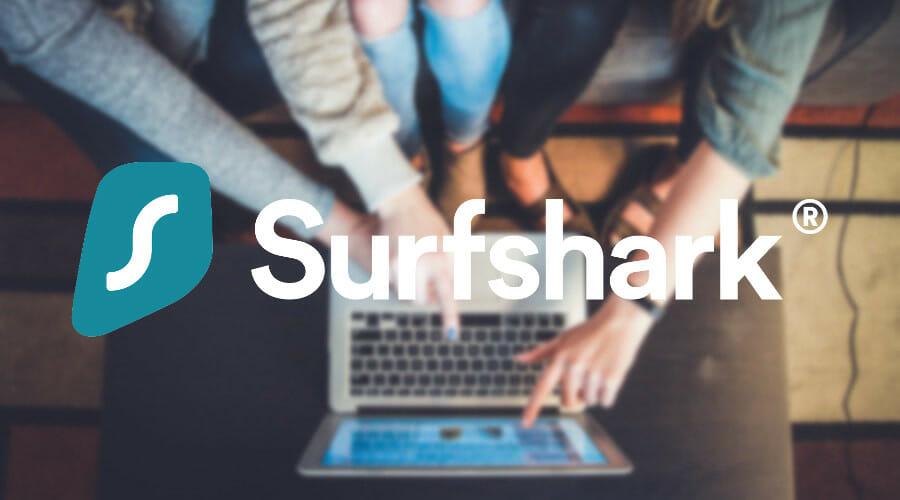 將Surfshark用作個人用途