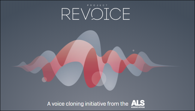 The Project Revoice logo.