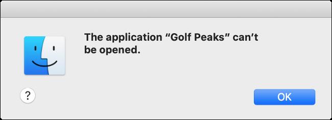 Fix Catalina's Permission Errors to Run Apps Again
