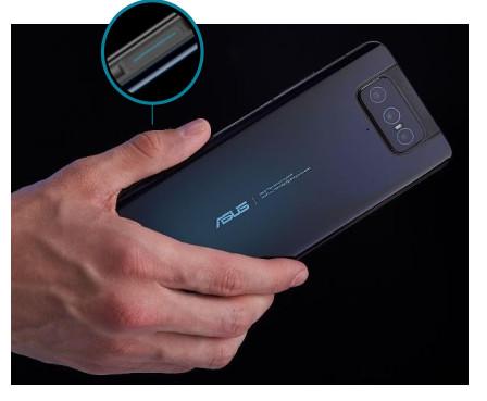 ASUS ZenFone 7 Smart Key