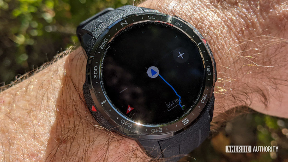Honor Watch GS Pro Route Back尋路