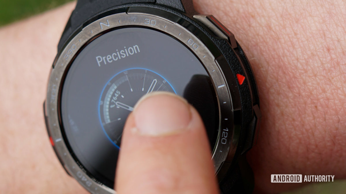 Honor Watch GS Pro更換錶盤