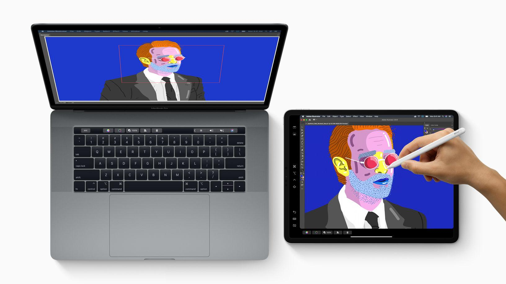 iPad as Mac screen