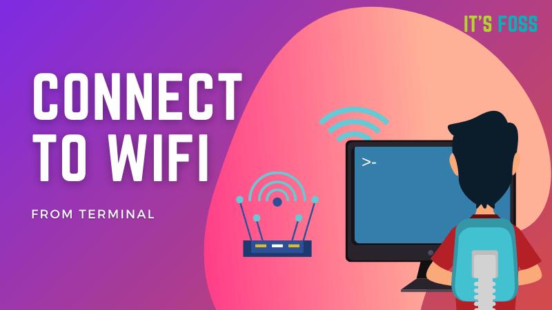 Connect To Wifi From Terminal in Ubuntu