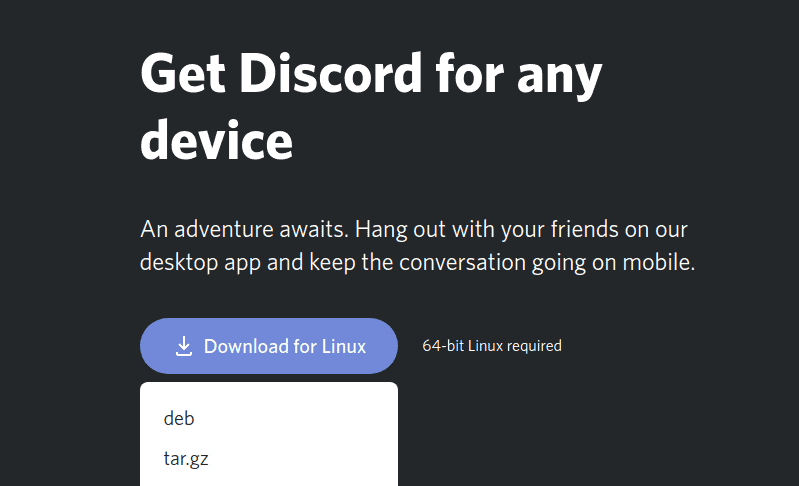 download-discord-linux