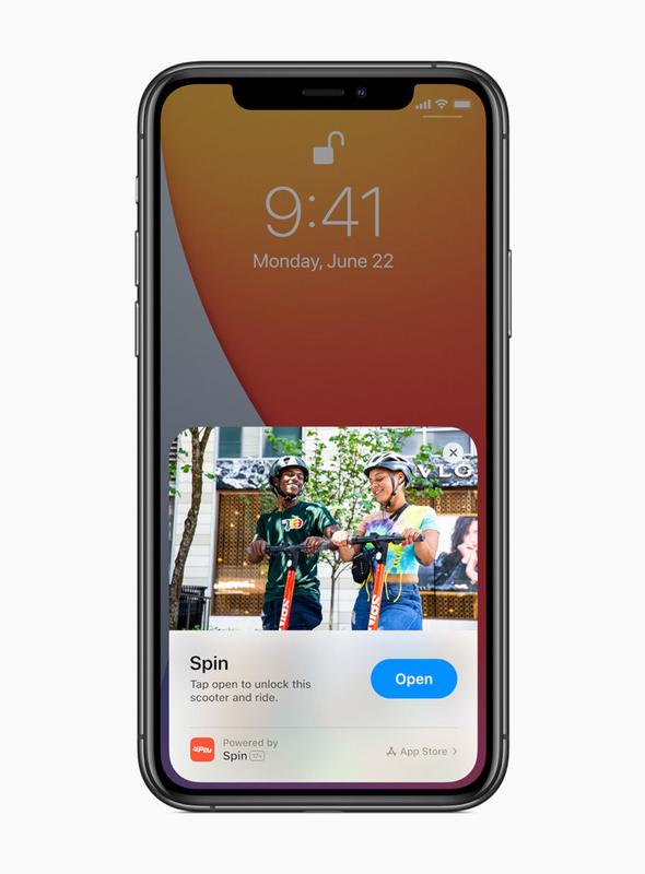 iOS 14 release date & new features: App Clips