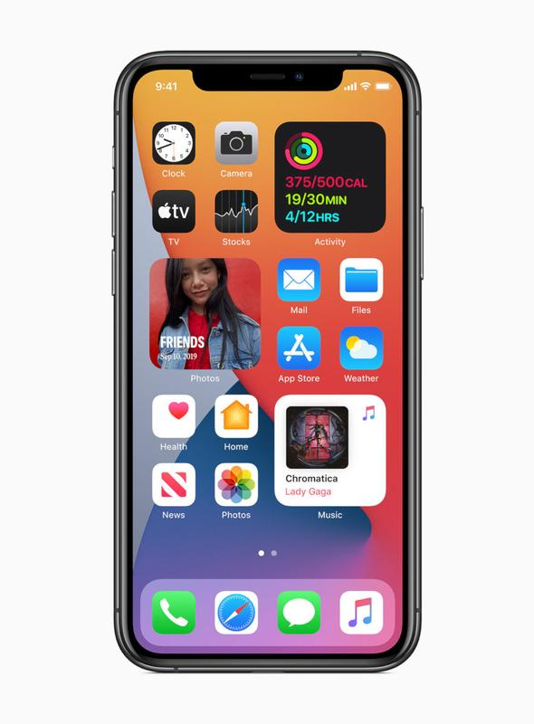 iOS 14 release date & new features: Widgets