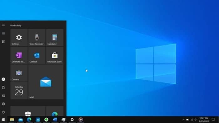 show only tiles on the Start menu in Windows 10 pic2