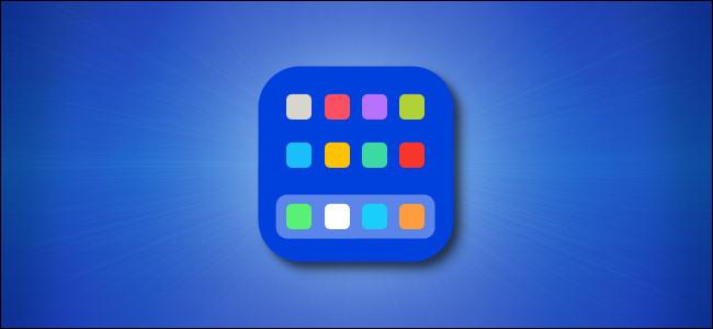 iOS and iPadOS Home Screen and Dock Settings Icon Hero