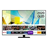 "Image of Samsung 2020 49"" Q80T QLED 4K HDR 1500 Smart TV with Tizen OS, CARBON SILVER"