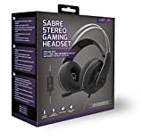 Image of Venom Sabre Universal Stereo Gaming Headset (PS4 / Xbox One / Switch / PC / Mac) (PS4)
