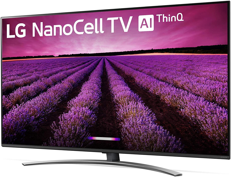 LG Alexa Built-in Nano 8 Series 55-inch 4K Smart TV