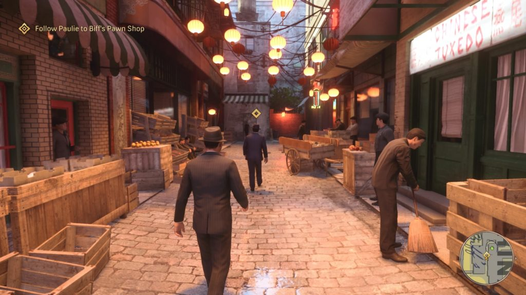 China Town Mafia Definitive Edition