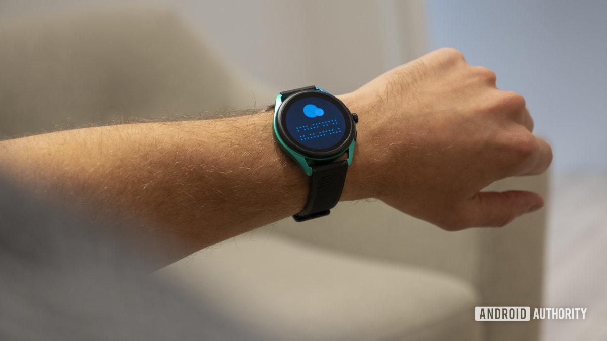 Emporio Armani Smartwatch 3 Wear OS 1