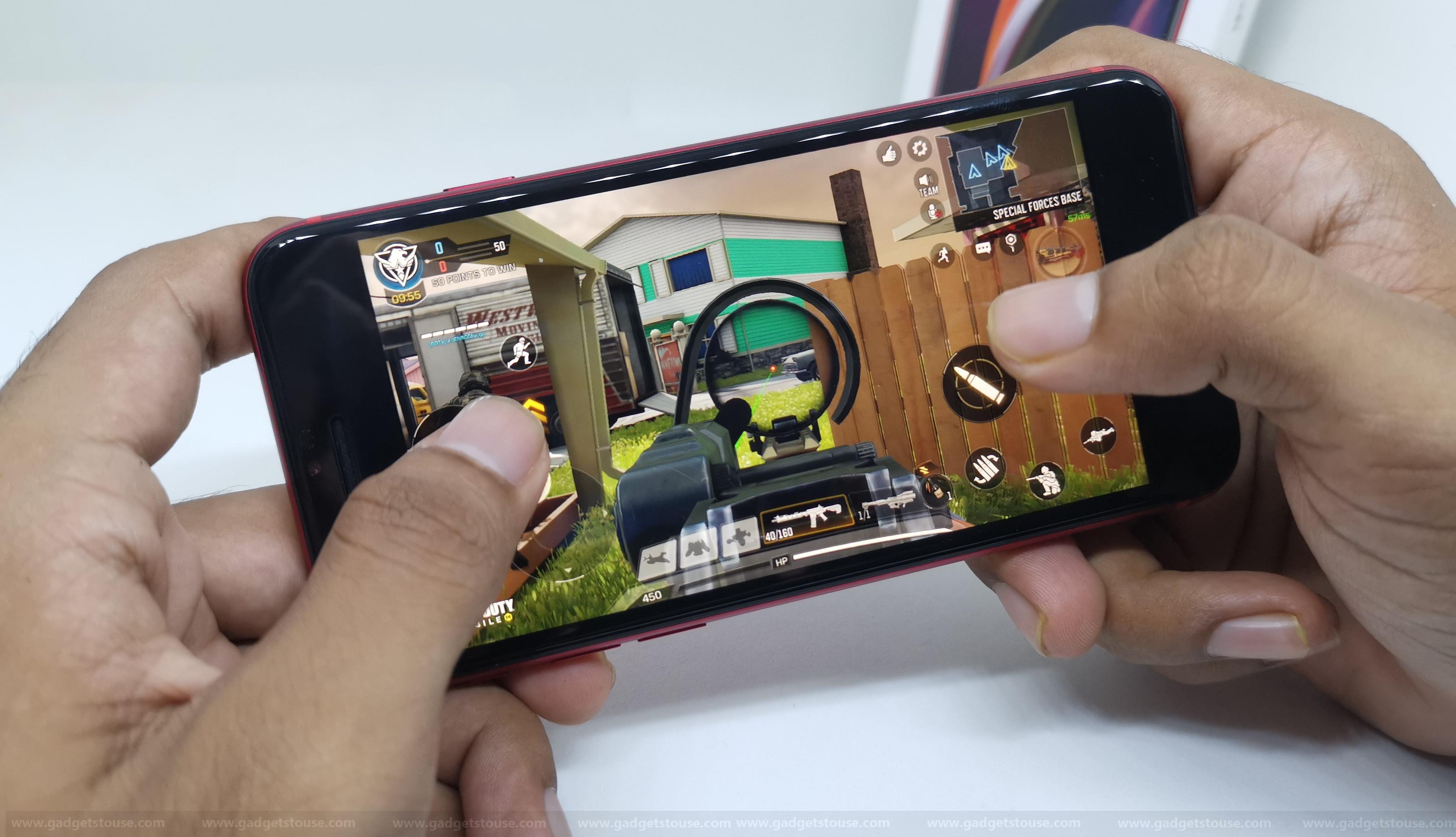 iPhone SE 2020 Gaming