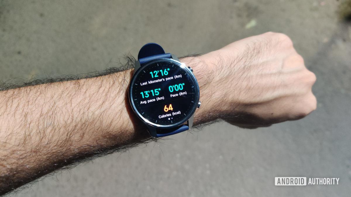 Mi Watch Revolve 1