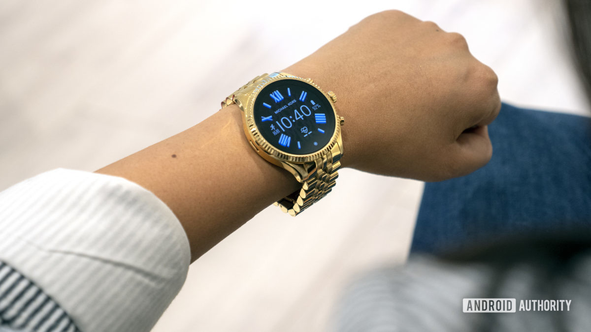 Michael Kors Lexington 2 Wear OS smartwatch 2