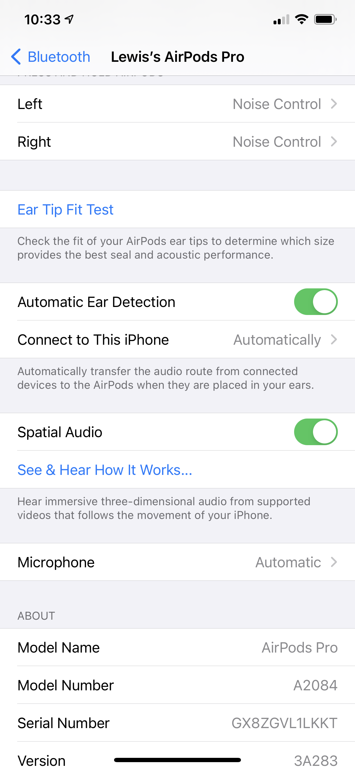 AirPods Connect to iPhone