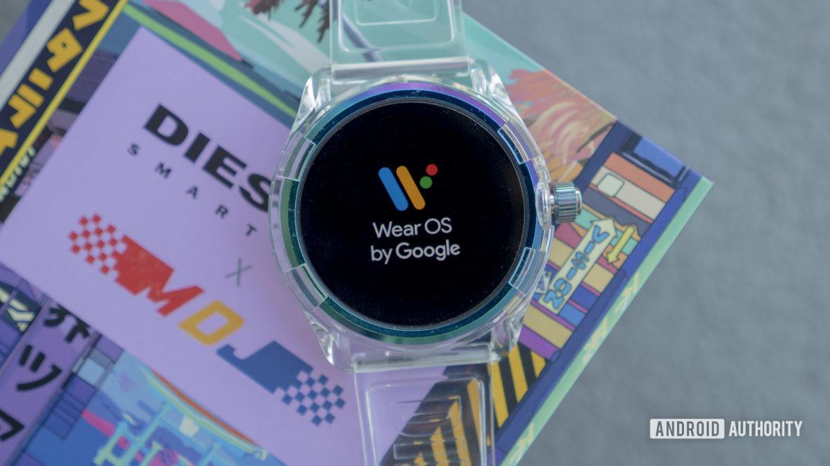 diesel fadelight smartwatch 6