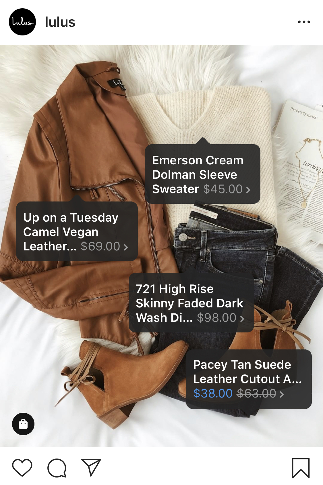 create shoppable content ecommerce