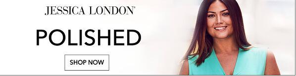 Jessica London rich media ad.