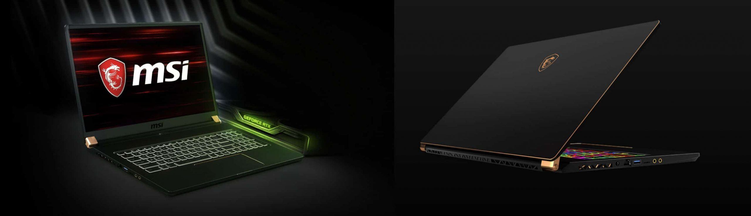 MSI GS75 Stealth - the model, once more