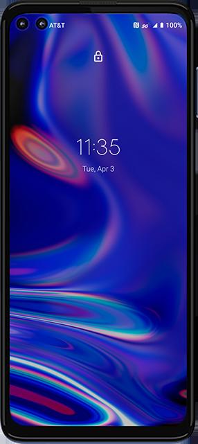AT&T Motorola One 5G