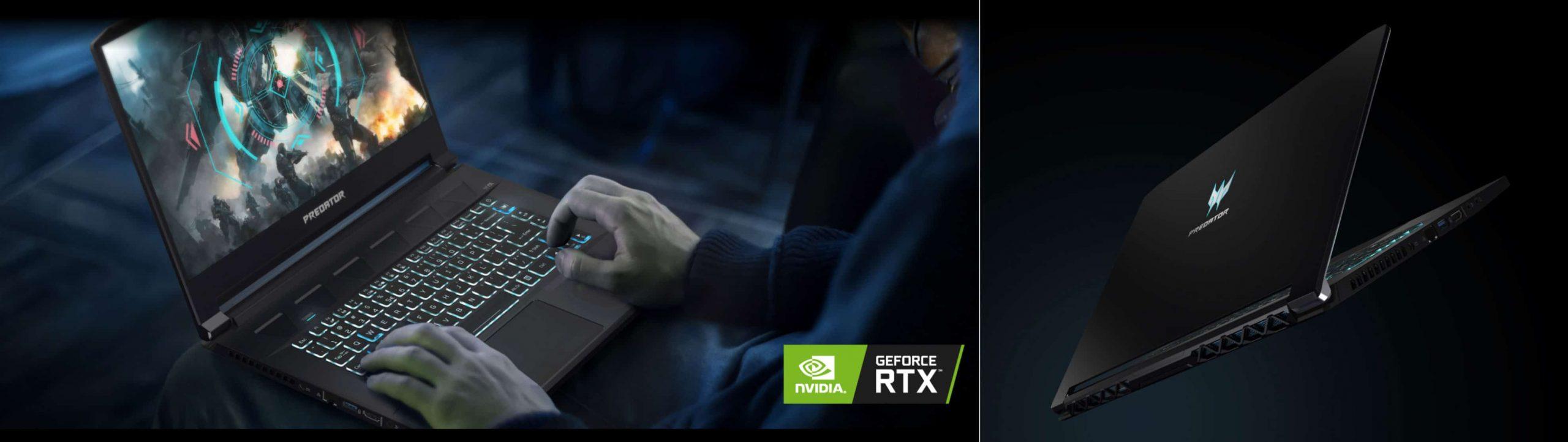 Acer Predator Triton 500 - the value model