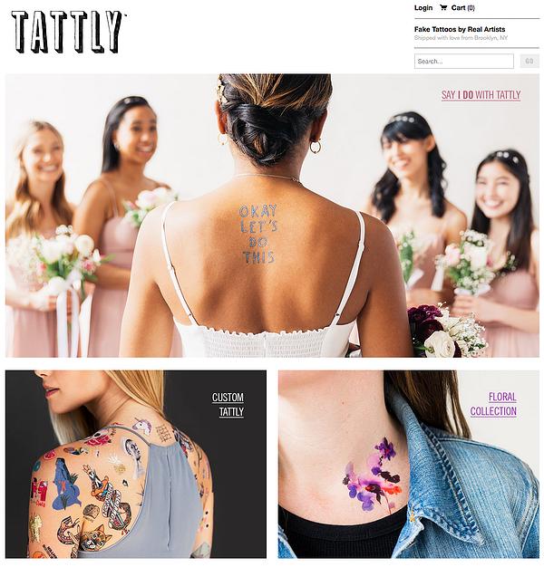 Shopify மின்வணிக கடைகளை ஊக்குவிக்கும் உதாரணம்