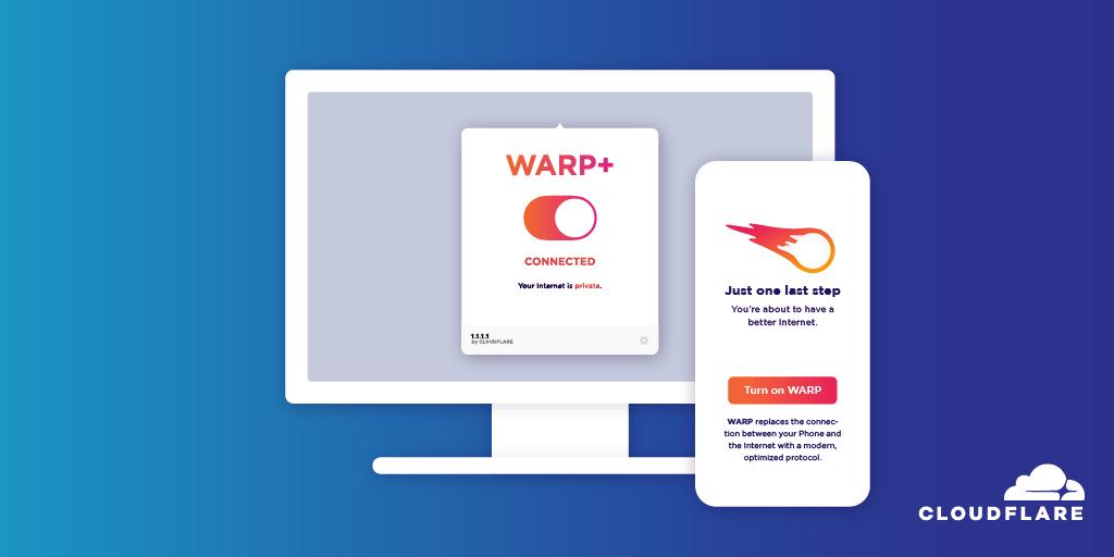 WARP VPN Desktop