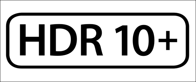 The HDR 10+ logo.