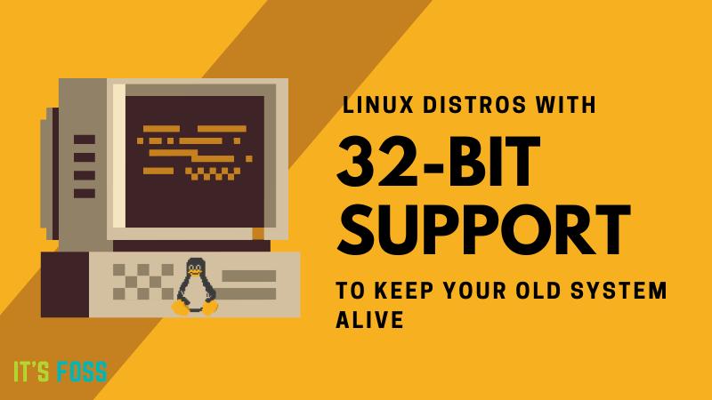 32 Bit Linux