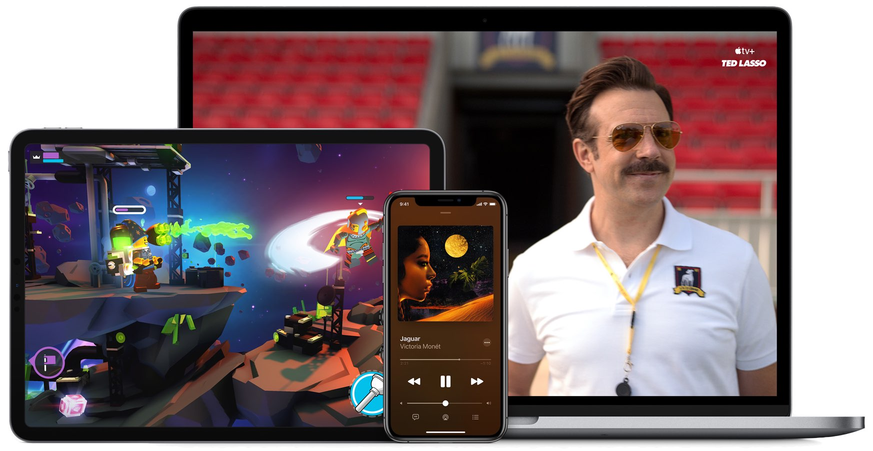 Apple One subscription bundle - hero image