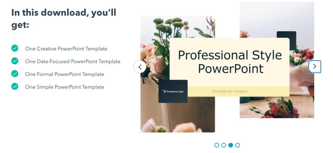 HubSpot-PowerPoint模板