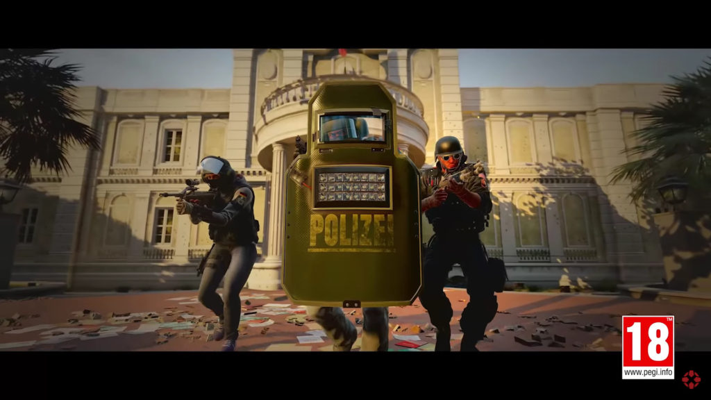 Rainbow Six Siege on the PS5 and Xbox Series X/S