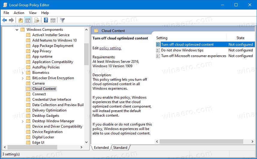 Windows 10 Disable Programmable Taskbar 1