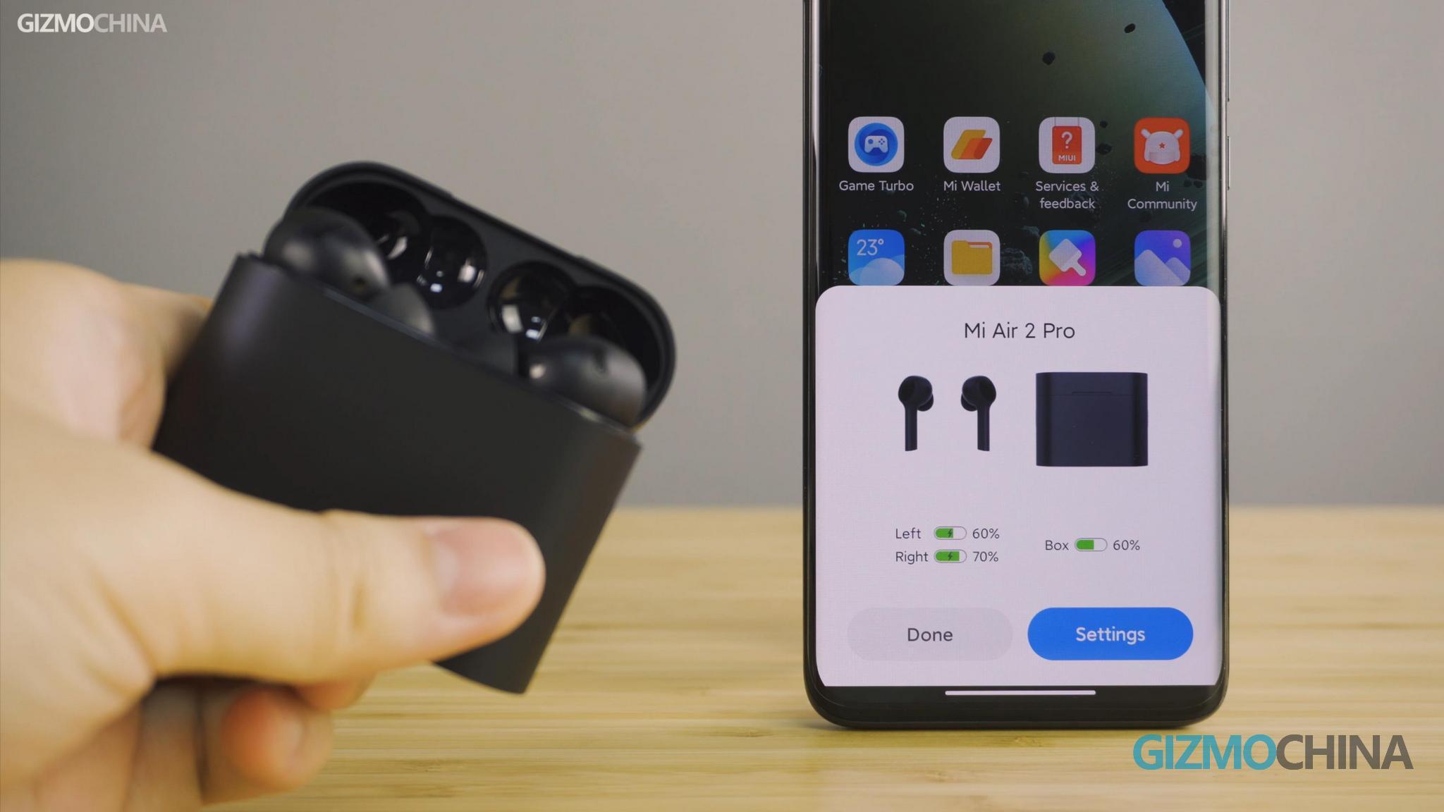 Xiaomi Mi Air 2 Pro ANC review 20