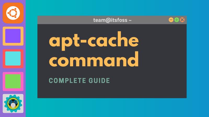 Apt Cache Command