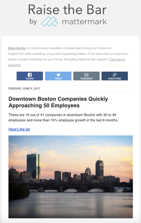 b2b-marketing-email-marketing-mattermark-raise-the-bar