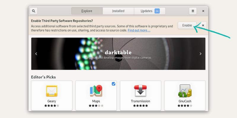 Fedora Third Party Repositories