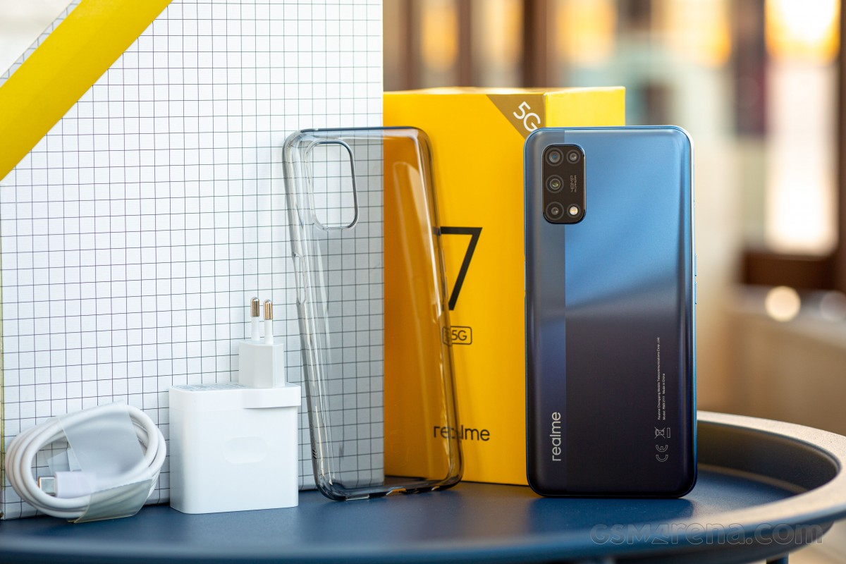 Realme 7 5G in for review