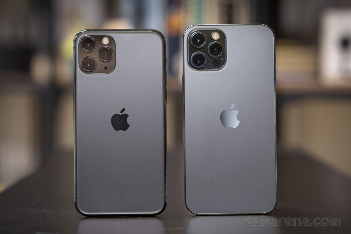 Apple iPhone 12 Pro in for review