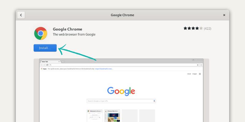 Installing Chrome Fedora