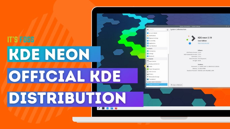 KDE Neon: KDE's Very Own Linux Distribution Provides the Latest and Greatest of KDE With the Simplicity of Ubuntu