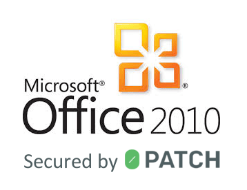 office 2010 security patches