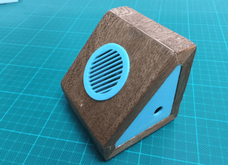 Pi Airplay Speaker