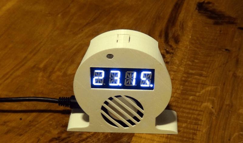 Pi Iot Clock