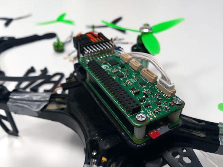 Pi Zero Drone