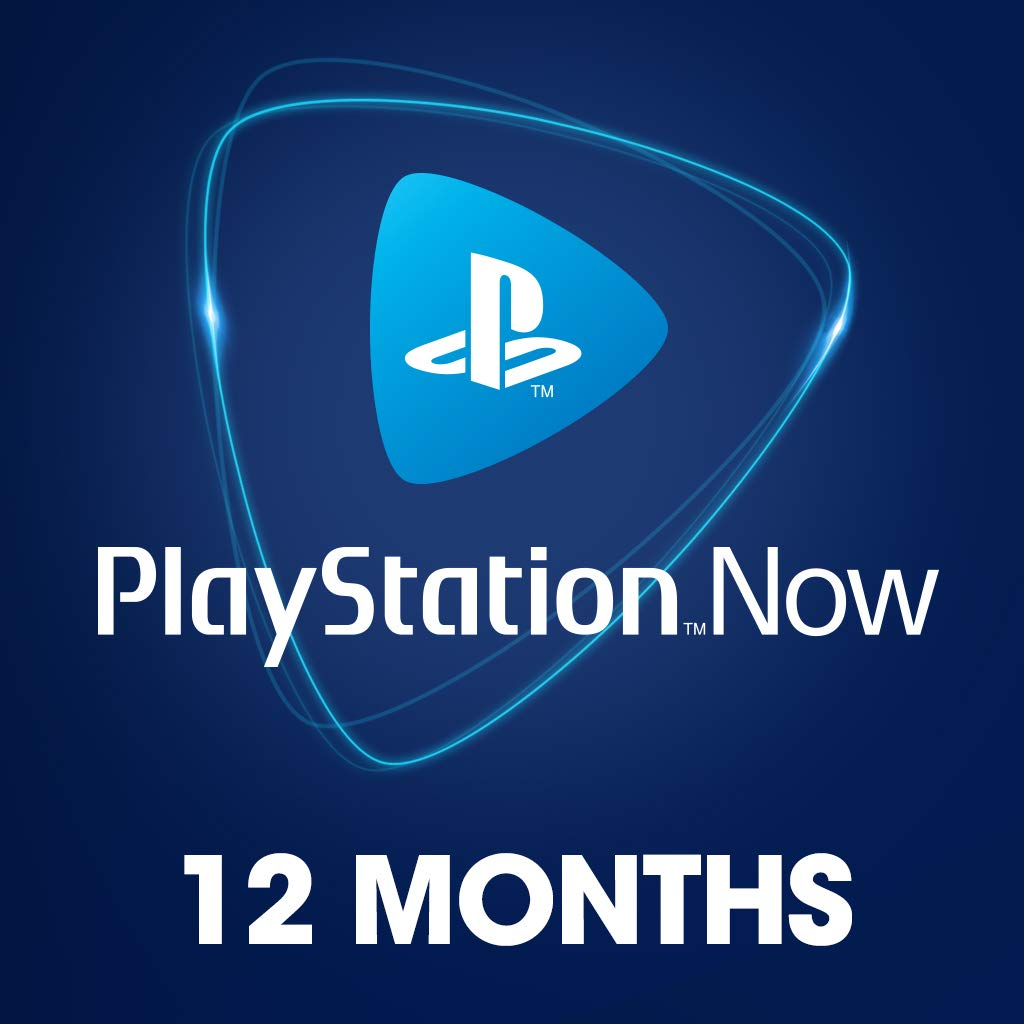 PlayStation Now (12 months)